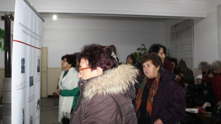 Графики на европейски творци бяха представени в Бабово