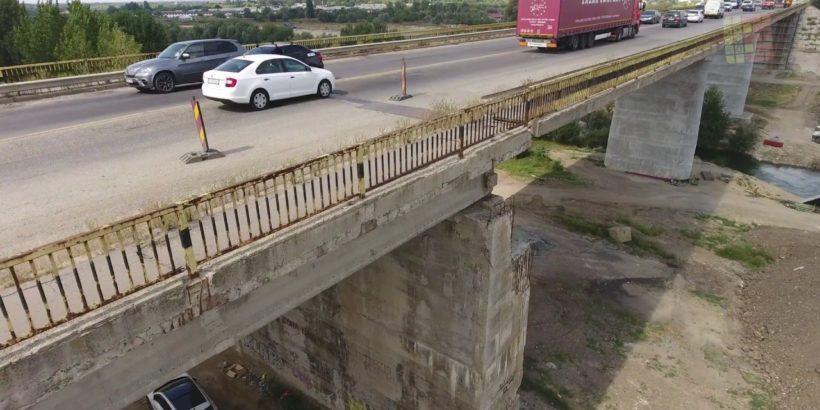 мост река арджеш