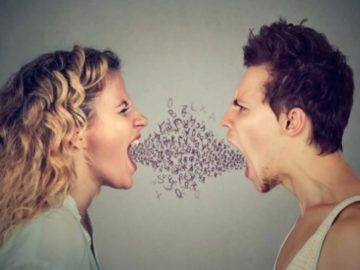 Вербална агресия в отношенията на семейството