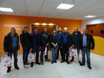 """Първият курс за парамедици в УМБАЛ """"Канев"""" - Русе завърши успешно"""