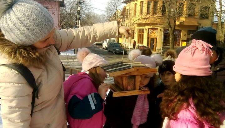 И русенските скаути се включиха в спасяването на кестеновите дървета