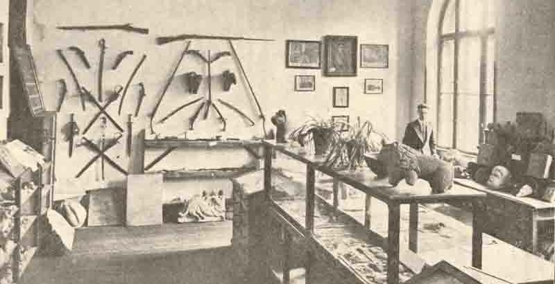 """115 години от създаването на археологическата сбирка при русенската мъжка гимназия """"Княз Борис"""