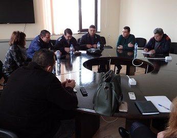 Местна власт и полиция заедно срещу престъпността в община Ценово