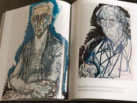 """Две картини от фонда на Художествена галерия - Русе се завърнаха от участието си в изложбата """"Атанас Пацев - творби и размишления"""""""