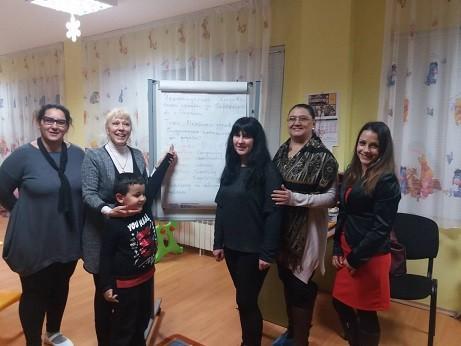 """Започна инициатива за партньорство с родители на деца от детска градина """"Снежанка"""""""