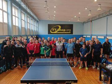 Победител в януарския турнир по тенис на маса е Огнян Тодоров