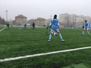 """Днес """"Дунав"""" изигра 2 контролни срещи срещу """"Лудогорец"""" при набор 2006 и 2004"""