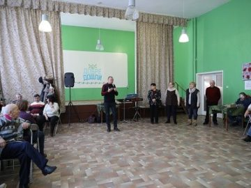"""Народният представител Пламен Нунев предостави нови столове за пенсионерски клуб """"Възраждане"""""""