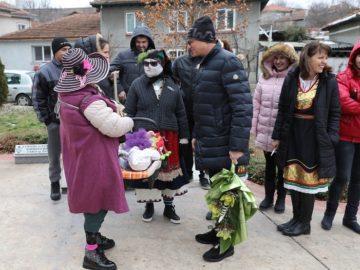 Народният представител Пламен Нунев поздрави жителите на Басарбово по повод Бабинден