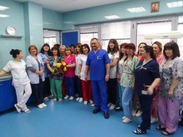 Доц. д-р Георги Хубчев: В Акушеро-гинекологичния комплекс в Русе през 2018 година са проплакали 1327 бебета