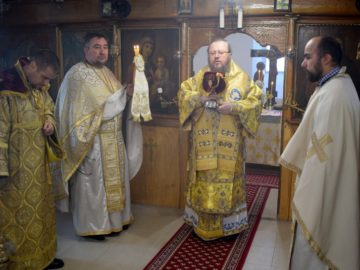 Русенският митрополит Наум посети днес Пиргово