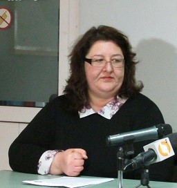 директорът на Регионална дирекция за социално подпомагане - Русе Милена Влахова