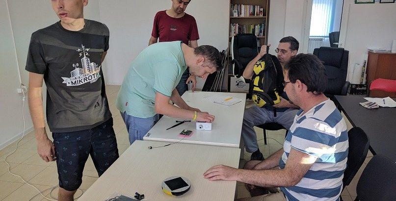 Прототипи на иновативни IT продукти бяха създадени в Русе