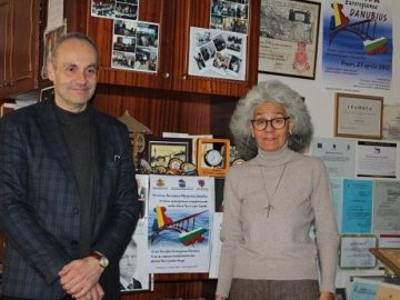 """Публицистичното наследство на Христо Ботев ще бъде популяризирано в Гюргево и в други румънски градове от общонародната фондация """"Христо Ботйов"""""""