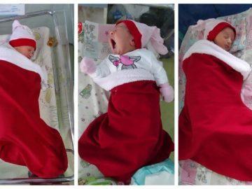 Първото новородено за 2019 година в Русе е момиченце
