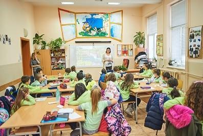Деца от община Русе се включиха в уроци по програмиране и роботика