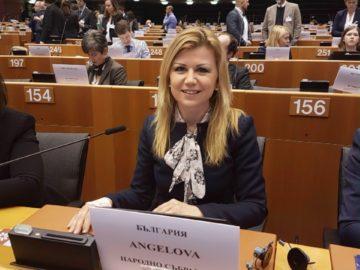 Народният представител Светлана Ангелова в Брюксел: В България се наблюдават значителен икономически растеж и подобряваща се ситуация на пазара на труда