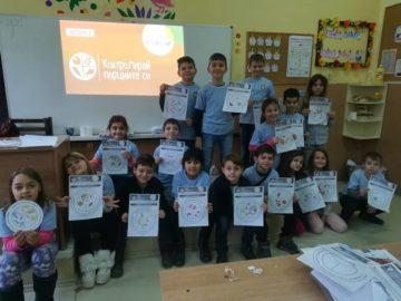 """Успешно приключиха дейностите по националната програма """"По - здрави"""" деца в СУ """" Йордан Йовков"""""""