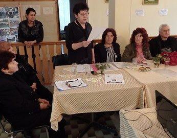 """Истинска хранилница на българските традиции е клуб """"Млади сърца"""" в Ценово"""