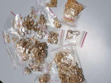 700 грама златни бижута откриха в турски камион на Дунав мост 1