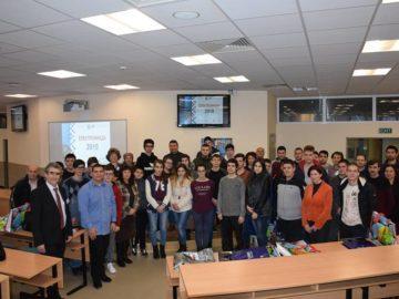 """Достойно предстаяне на отборите на СУ """"Йордан Йовков"""" ЕЛЕКТРОНИАДА 2019"""