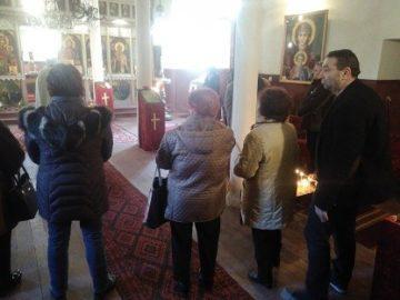 Молебен за здраве събра жителите на Караманово