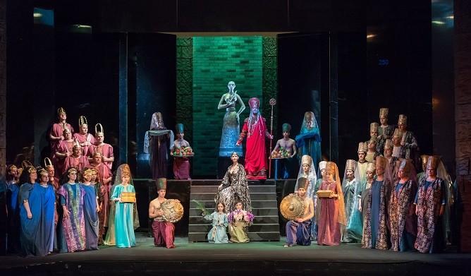 """Държавна опера - Русе представя """"Набуко"""" на 2 март"""