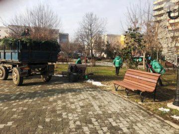 Започна пролетното почистване в Гюргево