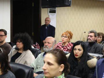 Кандидати на Да, България във вътрешните избори посетиха Русе и се срещнаха с граждани