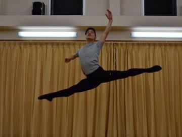 Масаки Такада е новото младо попълнение в балета на Държавна опера - Русе