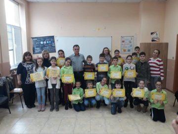 """За поредна година в ОУ """"Иван Вазов"""" се провежда състезание Spelling Bee"""