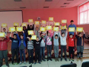 """В СУ """"Васил Левски"""" се проведе училищен кръг на международното състезание """"Spelling bee"""""""