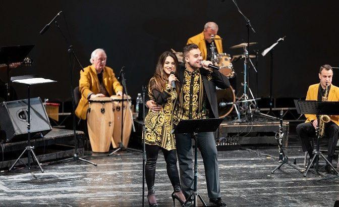 """Дует """"Аморе"""" и Биг бенд Русе с чудесен концерт в навечерието на 14 февруари"""