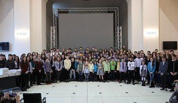 Над 200 даровити ученици от Община Русе получиха грамоти