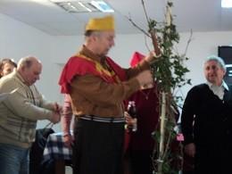 Трифон Зарезан честваха в Тръстеник