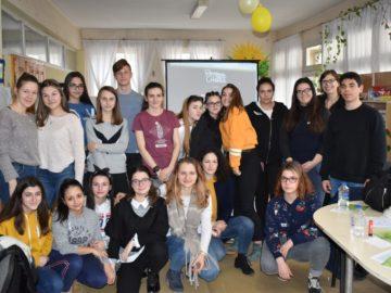 Каритас - Русе проведе тренинг за млади обучители