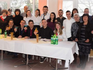 Училищен кръг на националното състезание по професии се проведе в ПГ по туризъм - Русе