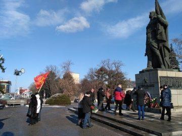 Денят на защитника на отечеството бе честван днес в Русе