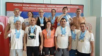 """Плувците - ветерани на """"Ирис"""" убедителни и в Одрин"""