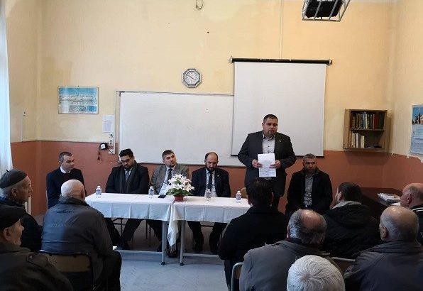 Събрание с имами и мюсюлмански настоятелства се проведе в Русе