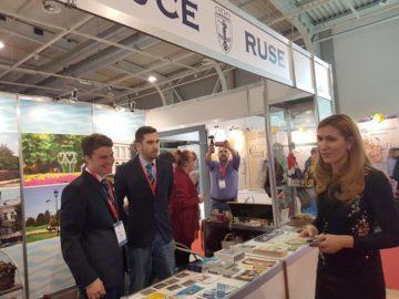 Русе се представи на туристическите изложения в Белград и София