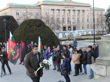 Областният управител почете 146 -та годишнина от смъртта на Васил Левски