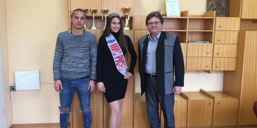Новата мис Русе е Деница Маркова от XI б клас