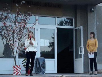Народният представител Светлана Ангелова бе гост на празненство по повод Сирни Заговезни в Чилнов