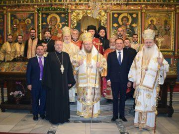 Пет години от каноническия избор на Негово Високопреосвещенство Русенския митрополит Наум