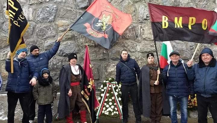 """ВМРО-Русе почете 141 години от Освобождението на България на паметника """"Шипка"""""""