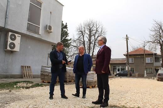 Кметът на Община Русе посети Мартен