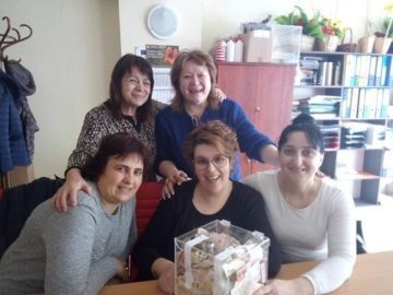 Майките със смели сърца финализираха мартенската си кампания