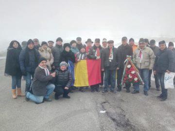 Запасни воини от Русе и Гюргево честваха Трети март на Шипка