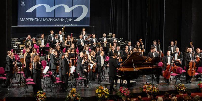 """Емил Табаков представи премиерата на десетата си симфония на МФ """"Мартенски музикални дни"""" в Русе"""